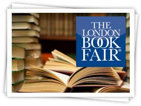 Feria del libro en Londres
