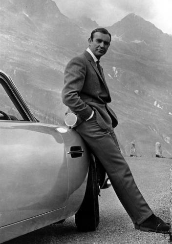 50 años de James Bond a través de una exposición en Londres